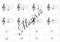 Vozar Martin | Súbor hudobných hier | Pracovní listy - Hudební teorie