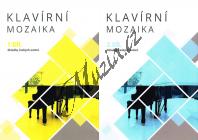 Album   Klavírní mozaika - díly 1, 2 - skladby českých autorů   Noty na klavír