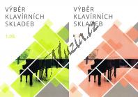 Album   Výběr klavírních skladeb - díly 1, 2 - skladby světových autorů   Noty na klavír