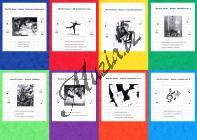 Vozar Martin | Komplet 8 hudebních souborů  | Pracovní listy - Hudební teorie