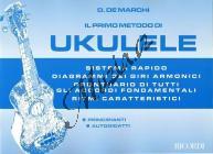 Marchi de D. | IL PRIMO METODO DI UKULELE | Noty na ukulele na ukulele