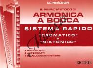 Pinilson G. | IL PRIMO METODO DI ARMONICA A BOCCA | Noty na foukací harmoniku