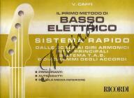 Caffi V. | IL PRIMO METODO DI BASSO ELETTRICO | Noty na basovou kytaru
