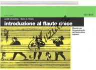 Akoschky, Videla | INTRODUZIONE AL FLAUTO DOLCE | Noty na zobcovou flétnu