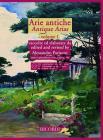Album | ARIE ANTICHE 1. díl (+2CD) (PARISOTTI) | Noty pro sólový zpěv