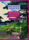 Album | ARIE ANTICHE 2. díl (+2CD) (PARISOTTI) | Noty pro sólový zpěv