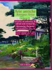 Album | ARIE ANTICHE 3. díl (+2CD) (PARISOTTI) | Noty pro sólový zpěv
