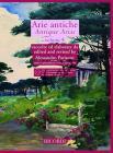 Album | ARIE ANTICHE 5. díl (+2CD) (PARISOTTI) | Noty pro sólový zpěv