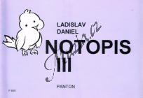Daniel Ladislav | Notopis III | Hudební teorie