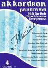 Album | Akkordeon Panorama 04 - Heft für Heft die schönsten Evergreens | Sborník - Noty na akordeon