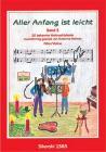 Album | Aller Anfang ist leicht für Flöte/n oder Violine/n - Bd 3: 30 bekannte Weihnachtslieder, zweistimmig gesetzt | Sborník - Noty na příčnou flétnu
