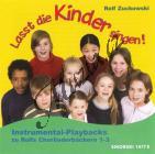 Zuckowski Rolf   Lasst die Kinder singen! Rolfs Chorliederbuch - Piano-Playbacks zu Rolfs Chorliederbüchern 1 bis 3. CD   CD - Noty