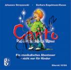 Strzyzewski Johannes, Engelmann-Bason Barbara   Canto und das Geheimnis des Tritonus - Ein musikalisches Abenteuer - nicht nur für Kinder   CD - Noty