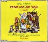 Prokofjev Sergej   Peter und der Wolf für Sprecher und gemischten Chor a cappella - CD (Originalaufnahme)   CD - Noty