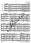 Smetana Bedřich | Smyčcový kvartet č. 2 | Studijní partitura - Noty pro smyčcový kvartet