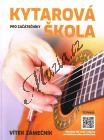Zámečník Vítek   Kytarová škola pro začátečníky   Noty na kytaru