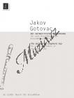 Gotovac Jakov | Der dalmatinische Hirtenknabe | Provozovací partitura - Noty na zobcovou flétnu