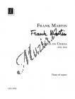 Martin Frank   Sonata da chiesa   Noty na příčnou flétnu