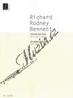Bennett Richard Rodney | Conversations - Zwiegespräche | Noty na příčnou flétnu