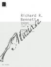 Bennett Richard Rodney | Crosstalk | Noty na klarinet