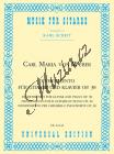 Weber Carl Maria von | Divertimento, Op. 38 | Noty na kytaru