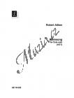 Aitken Robert | Plainsong | Noty na příčnou flétnu
