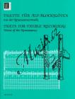 Album | Aus der Renaissancemusik Duette für Altblockflöten, vol. 3 | Provozovací partitura - Noty na zobcovou flétnu