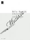 Bartók Béla | 18 Duos aus den