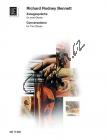 Bennett Richard Rodney | Zwiegespräche (Conversations) | Noty na hoboj