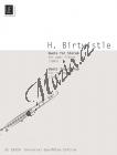 Birtwistle Sir Harrison   Duets for Storab   Noty na příčnou flétnu