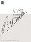 Haydn Joseph,  Dieter Christian Ludwig   6 Duettinos   Noty na fagot