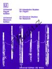 Album | 30 klassische Studien | Noty na fagot