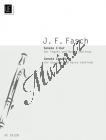 Fasch Johann Friedrich   Sonate, C-Dur   Noty na fagot