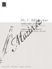 Böddecker Philipp Friedrich   Sonata sopra