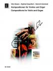 Haselböck Martin  | Kompositionen für Violine und Orgel | Noty na housle