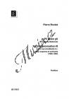 Boulez Pierre   Improvisation III, no. 4 aus