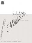 Bach Johann Sebastian | Partita, BWV 997 | Noty na zobcovou flétnu