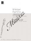 Fortin Viktor | Liebeserklärung an die Bassblockflöte | Noty na zobcovou flétnu