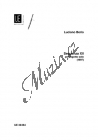 Berio Luciano | Sequenza XII | Noty na fagot
