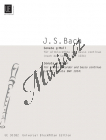 Bach Johann Sebastian | Sonate nach der Sonate BWV 1034, g-Moll  BWV 1034 | Noty na zobcovou flétnu