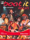Graf Richard | beat it 2 - Latin  Guitar Percussion mit CD Bossa Nova, Samba, Kubanischer Bolero, Salsa, Calypso und Reggae | Noty na kytaru