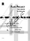 Album | Flute Project Neue zeitgenössische Stücke für Podium und Unterricht | Noty na příčnou flétnu