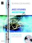 Dehnhard Tilmann | Jazz Studies mit CD | Noty na příčnou flétnu