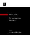 Bartók Béla | Der wunderbare Mandarin  (ersetzt PH550) | Studijní partitura - Noty pro orchestr
