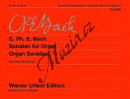 Bach Carl Philipp Emanuel | Sonáty pro varhany, 1. díl | Noty na varhany