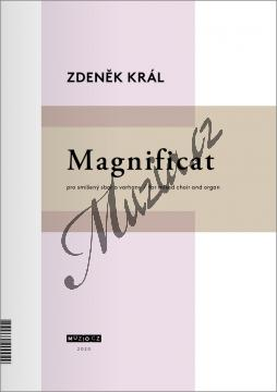 Král Zdeněk | Magnificat pro smíšený sbor a varhany | Partitura - Noty pro sbor - Muzio0001.jpg