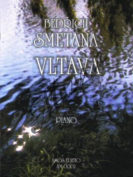 Smetana Bedřich | Vltava | Noty na klavír - AM0002.jpg