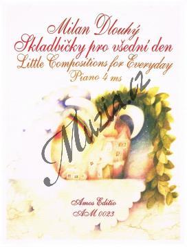 Dlouhý Milan   Skladbičky pro všední den   Noty na klavír - AM0023.jpg