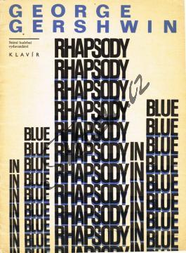 Gershwin George | Rhapsody in Blue | Antikvariát-použité zboží! - AntMUZ0024.jpg