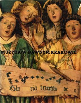 Album | Muzyka w dawnym Krakowe | Antikvariát-použité zboží! - AntMUZ0071.jpg